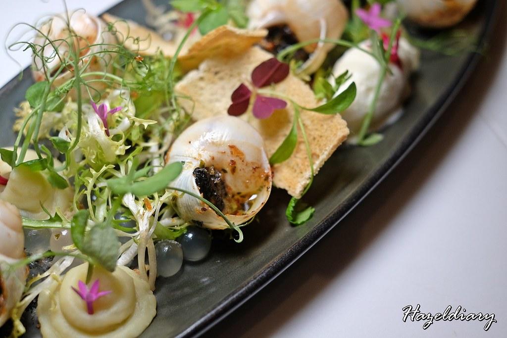 Moonbow Restaurant-Garden of Escargot