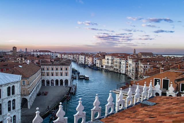 Happy 1600th birthday Venice
