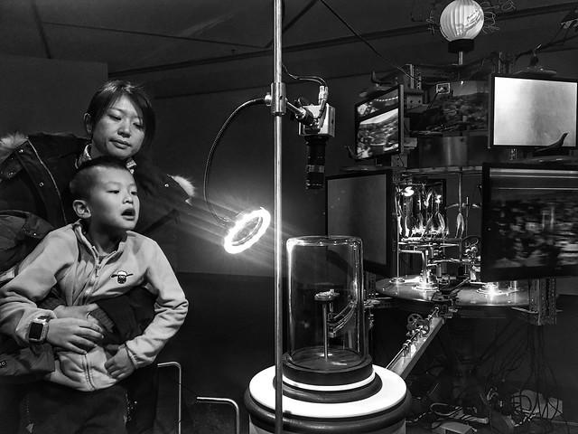 That Curious Child  (Guangzhou, China. Gustavo Thomas © 2021)