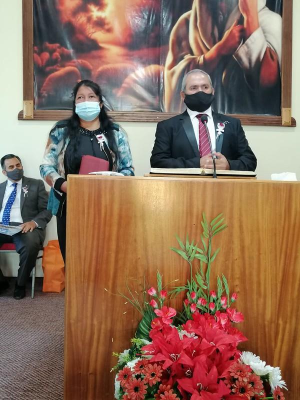 Con nombramiento de nuevo matrimonio pastoral, la Iglesia de Quilaco es trasladada al Sector 17