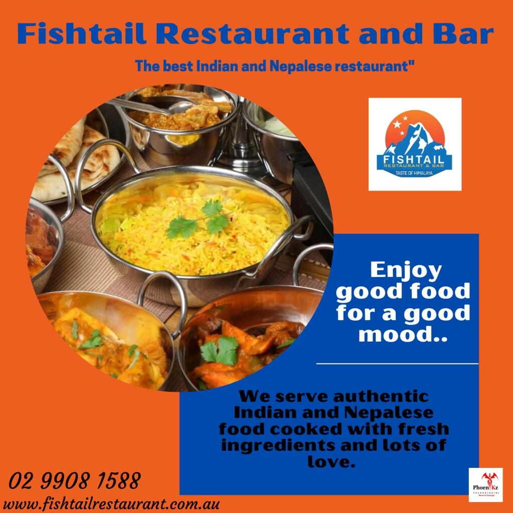 Fishtail Restaurant and bar