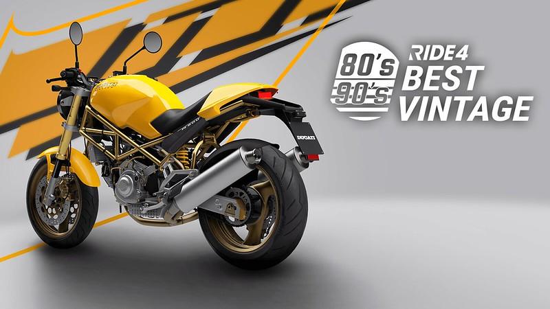 Ride 4 Ducati Monster 900