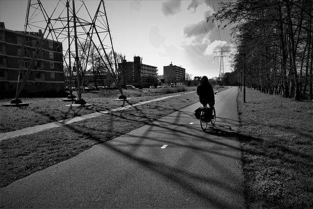 Holland in B/W--zwart-wit