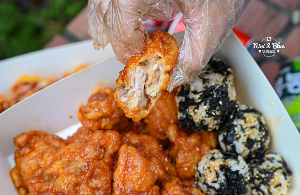 起家雞 台中韓國炸雞 菜單外送20