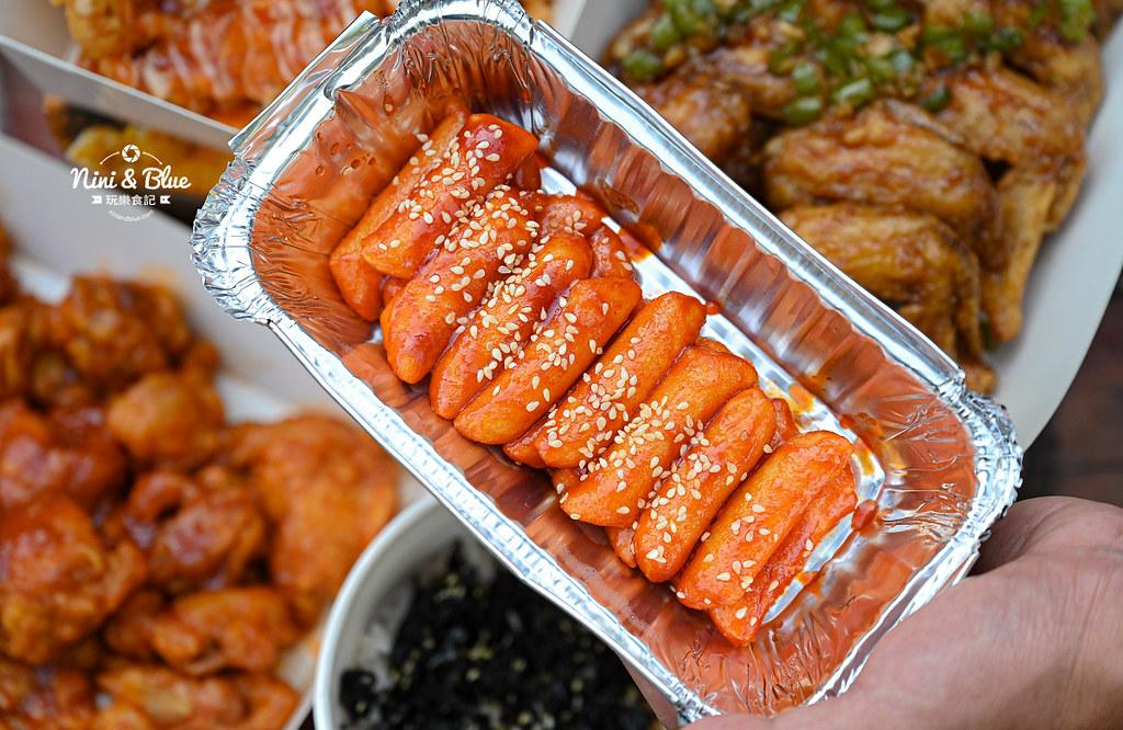 起家雞 台中韓國炸雞 菜單外送16