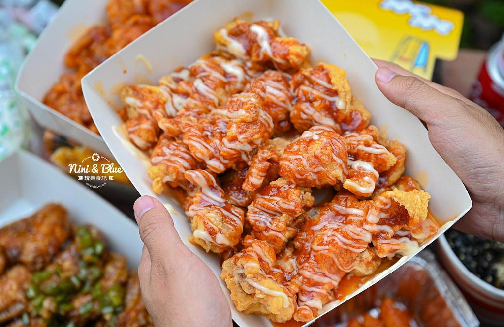 起家雞 台中韓國炸雞 菜單外送14