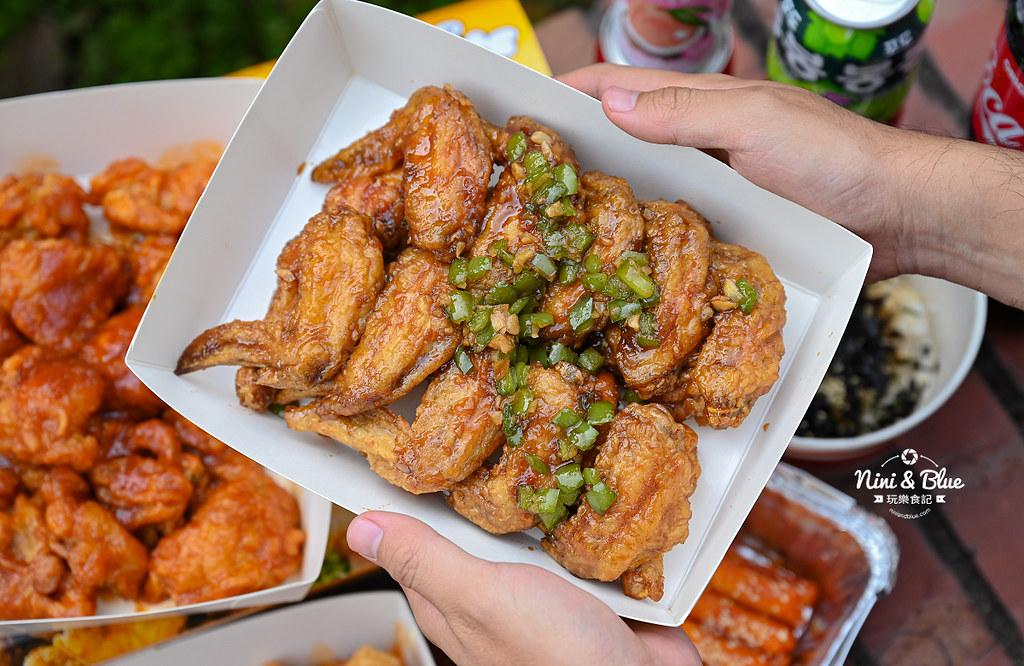 起家雞 台中韓國炸雞 菜單外送13