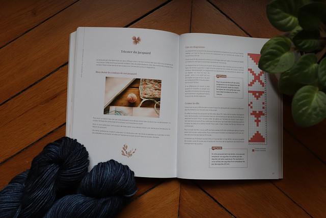 Je tricote mon premier pull en circulaire
