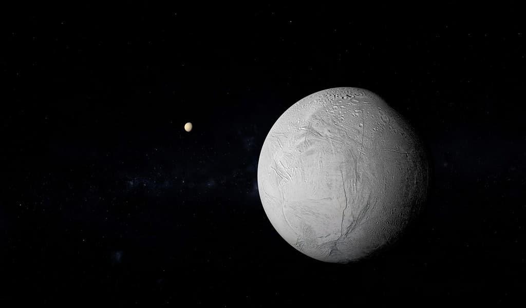 Des courants océaniques sur Encelade