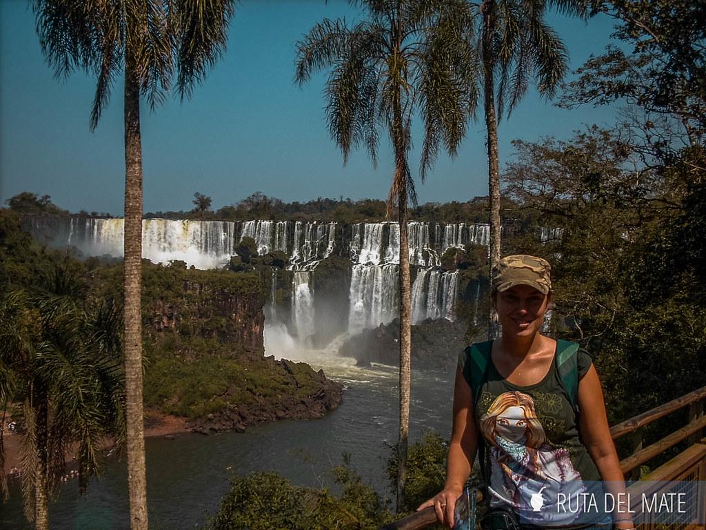 visitar las cataratas del Iguazú