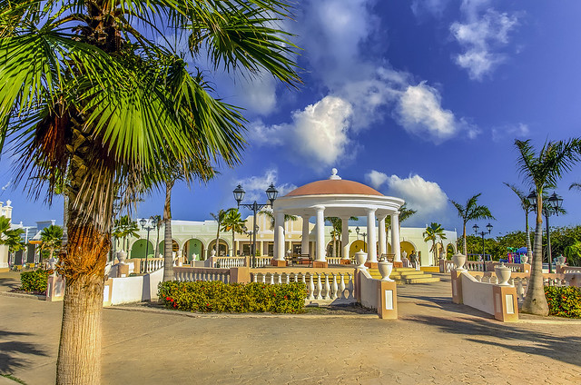 Everyone should have a Caribbean Town Square in their Back Pocket