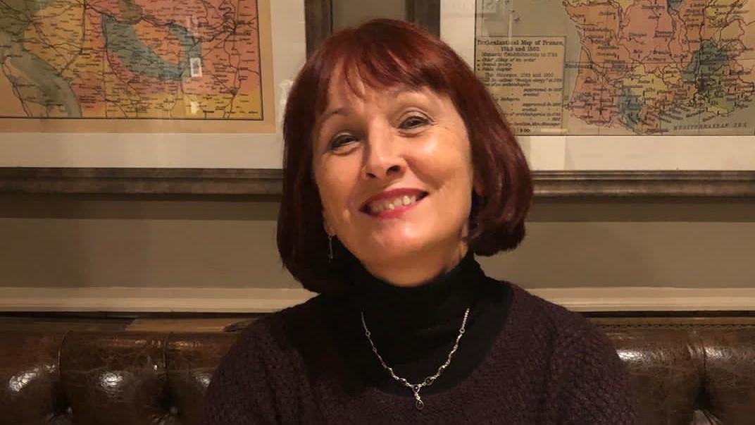 Lorna Stevens