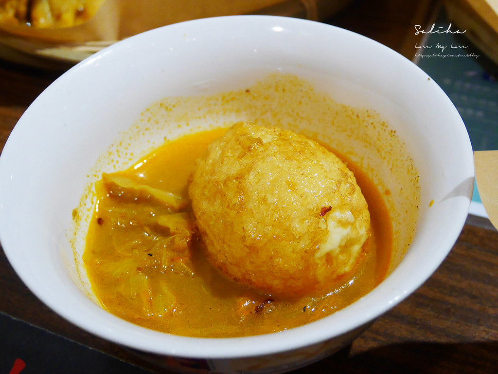 台北饒河夜市素食美食推薦寶林咖啡館馬來西亞美食小吃特色異國料理松山區美食 (2)