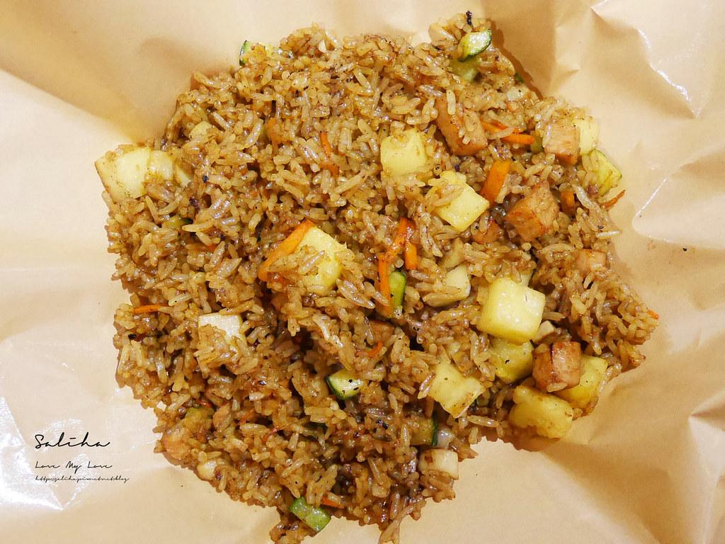 台北好吃馬來西亞料理異國素食寶林咖啡館松山區素食餐廳推薦饒河街餐廳 (2)