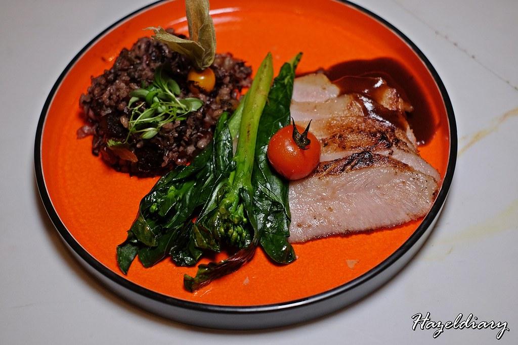 Moonbow Restaurant-Chef Heman 4 Grain Healthy Rice