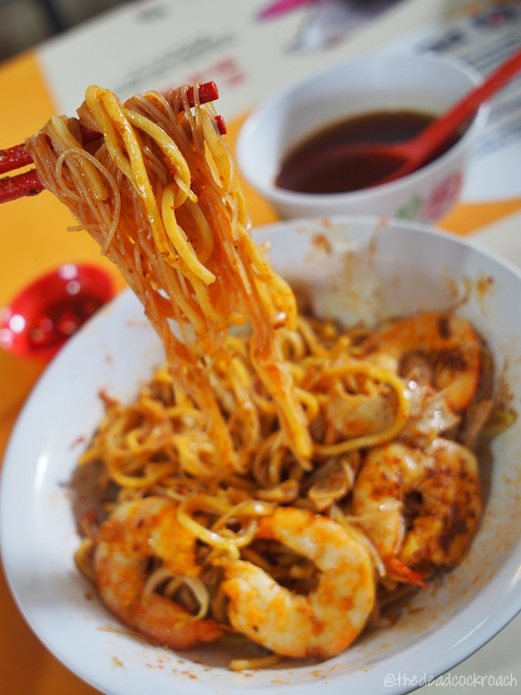 tekka market,竹脚巴刹,tekka market & food centre,singapore,545黃埔蝦麵,竹脚中心,food review,665 buffalo road,review,tekka centre,food,545 whampoa prawn noodle,