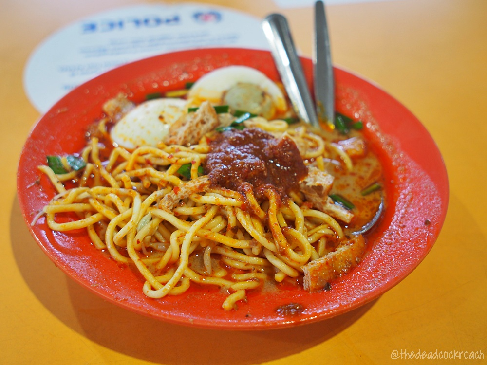 tekka market,tekka market & food centre,竹脚中心,665 buffalo road,food,ngor hiang,竹脚巴刹,燻鲨鱼五香虾饼,singapore,food review,review,tekka centre,grandma mee siam,面米暹,mee siam,