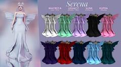 MAAI Serena gown + GIVEAWAY