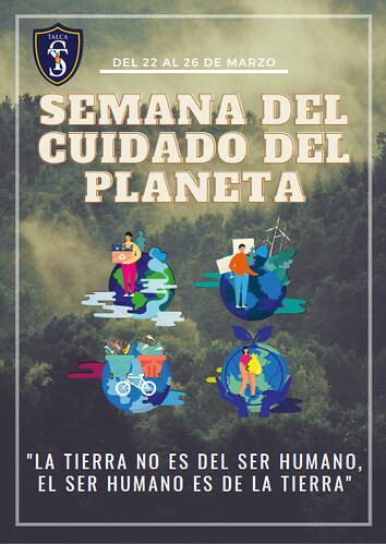 Semana Cuidado del Planeta 2021