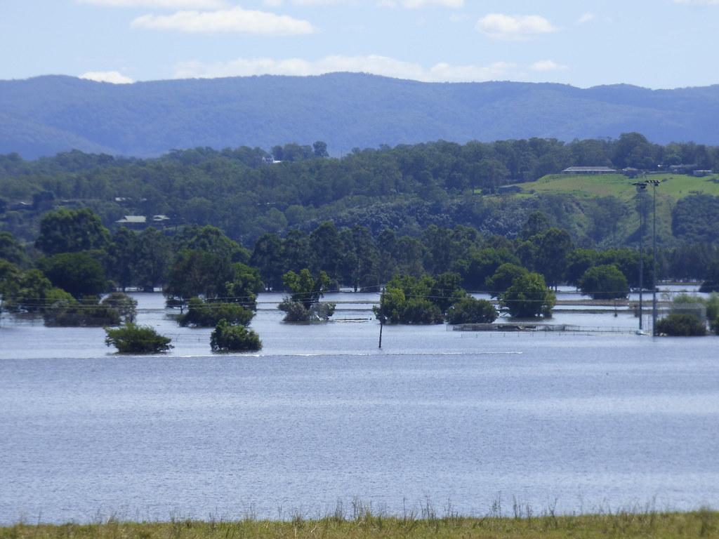 Hawkesbury River Floods @ Richmond NSW, March 2021