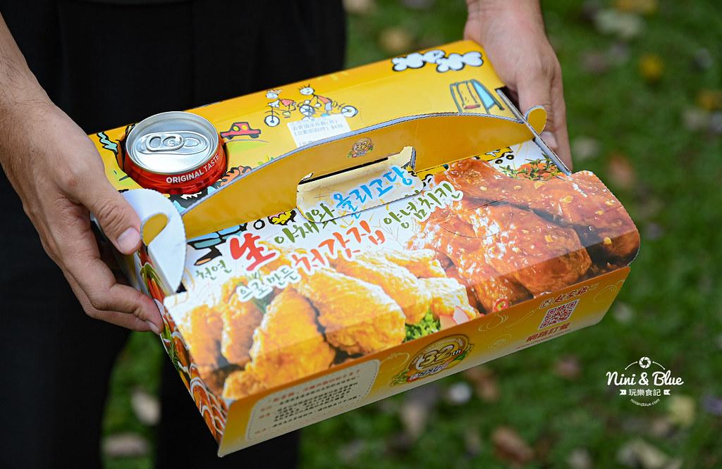起家雞 台中韓國炸雞 菜單外送28
