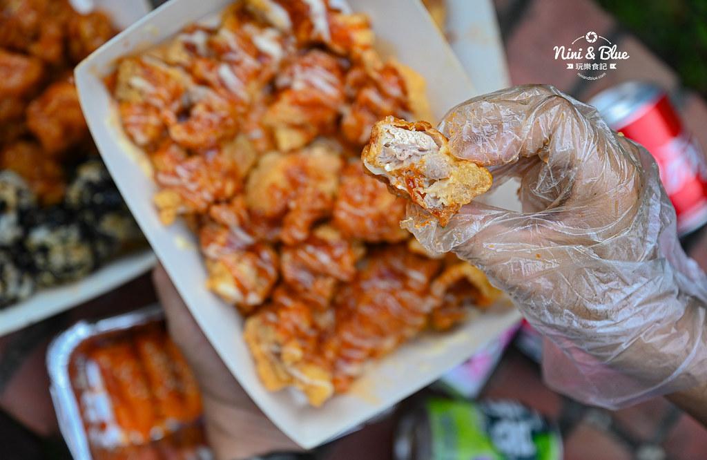 起家雞 台中韓國炸雞 菜單外送25