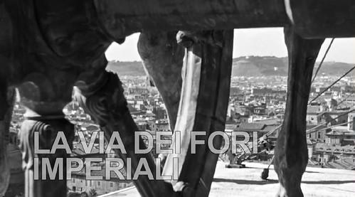 ROMA ARCHEOLOGICA & RESTAURO ARCHITETTURA 2021. Mussolini e il Comune di Roma: La sistemazione fascista di Via dell'Impero negli anni '30 è ora in mostra digitale al Museo di Roma. Sovrintendenza Capitolina / Palazzo Braschi - Museo di Roma (17/03/2021).