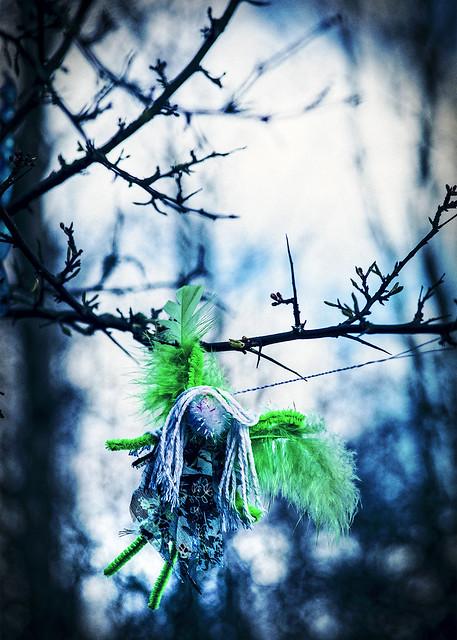Scary Fairy 3