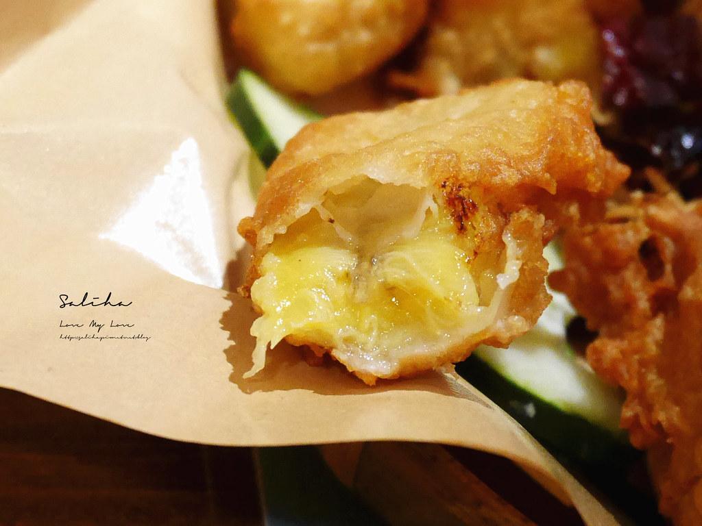 台北饒河夜市素食美食推薦寶林咖啡館馬來西亞美食小吃特色異國料理松山區美食 (3)