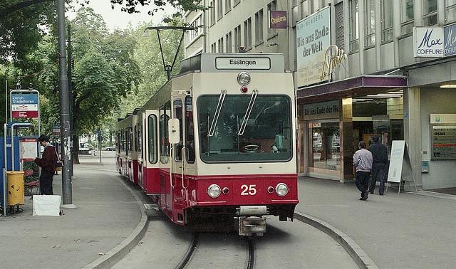 Zürich Stadelhofen