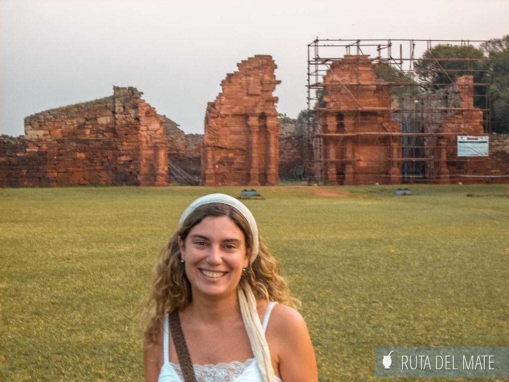 Ruinas de San Ignacio - qué ver en Iguazu