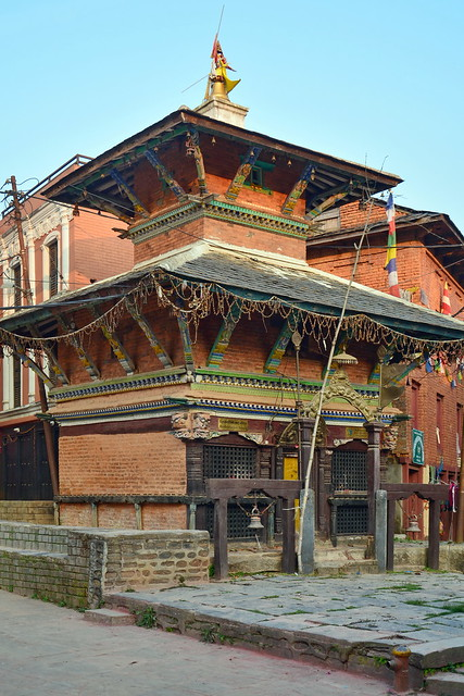 Nepal - Bandipur - Bindhybashini Temple - 4