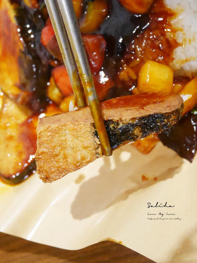 台北松山區美食寶林咖啡館松山站美食餐廳推薦好吃素食異國料理 (2)