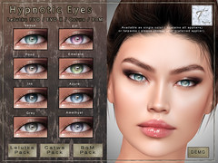 Tville - Hypnotic Eyes