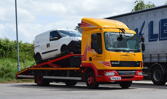 Fairfield Motor Co FP12 DLD At Gledrid Services