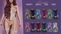 MAAI Bridget lingerie + GIVEAWAY