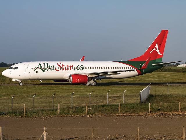 Alba Star | Boeing 737-81Q(WL) | EC-NAB