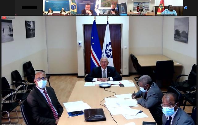21.03 XV Reunião Extraordinária do Conselho de Ministros