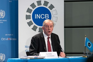 Launch of the INCB Annual Report 2020