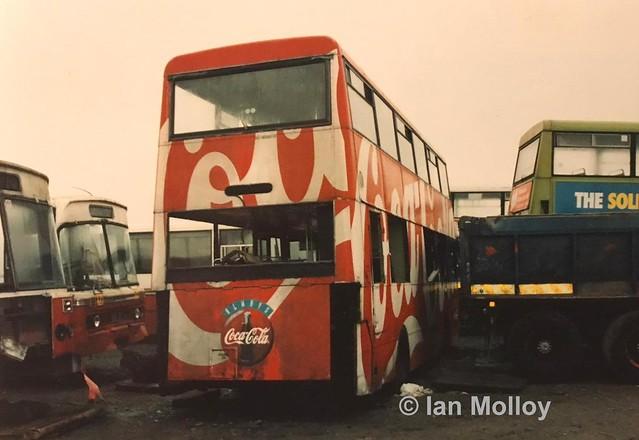 Bus Éireann KD186 (186JZL).