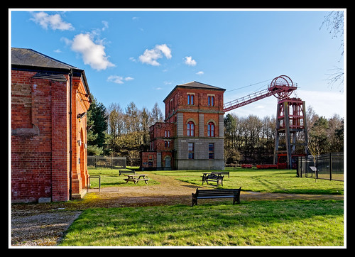 Bestwood Colliery