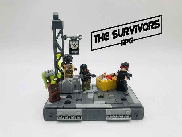 [The Survivors RPG] - Phase 1: Bring in Supplies for the Poor