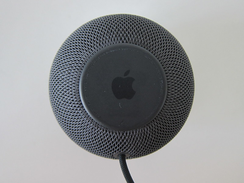 Apple HomePod Mini - Bottom