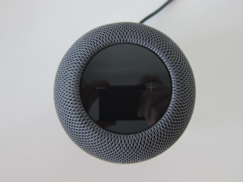 Apple HomePod Mini - Top