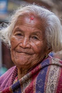 Nepalese Smile