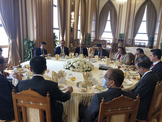 Pakistan-Egypt Annual Bilateral Consultation (ABC) - 24 March 2021