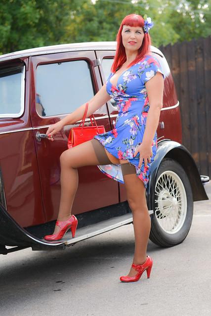 Vintage Betty.