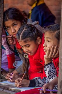 The School Outing Katmandu