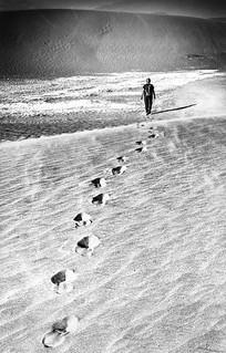 A Walk in Death Valley