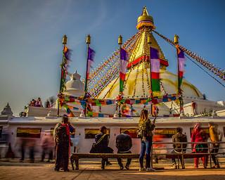 Katmandu Stuppa